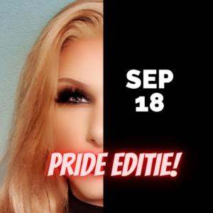 Dragqueen Dinnershow Rotterdam 18 september 2021 Rotterdam Pride