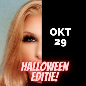 Dragqueen Dinnershow Rotterdam 29 Oktober 2021 Halloween