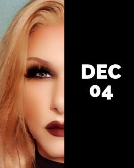 Dragqueen Dinnershow Rotterdam 04 December 2021