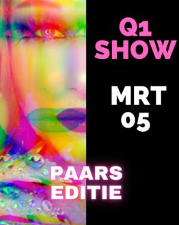 Dragqueen Dinnershow Rotterdam Paars Editie 5 Maart 2022