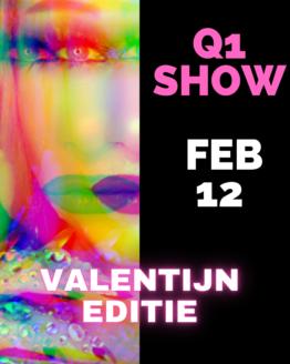 Dragqueen Dinnershow Rotterdam Valentijn Editie 12 februari 2022